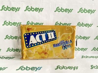 ACT II MANTEQUILLA EXTRA 91g