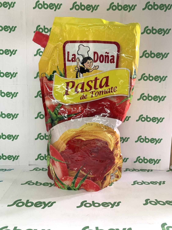 PASTA DE TOMATE LA DOÑA 1kg