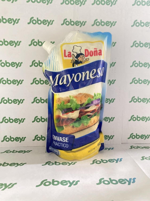 MAYONESA LA DOÑA 680g