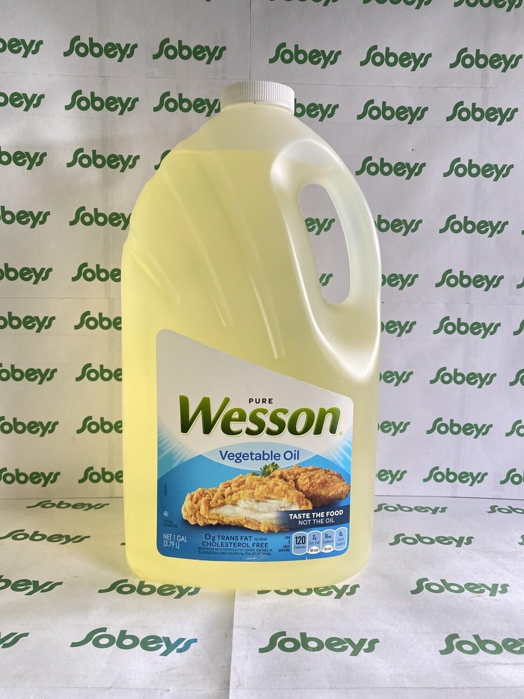 ACEITE VEGETAL WESSON 3.79L