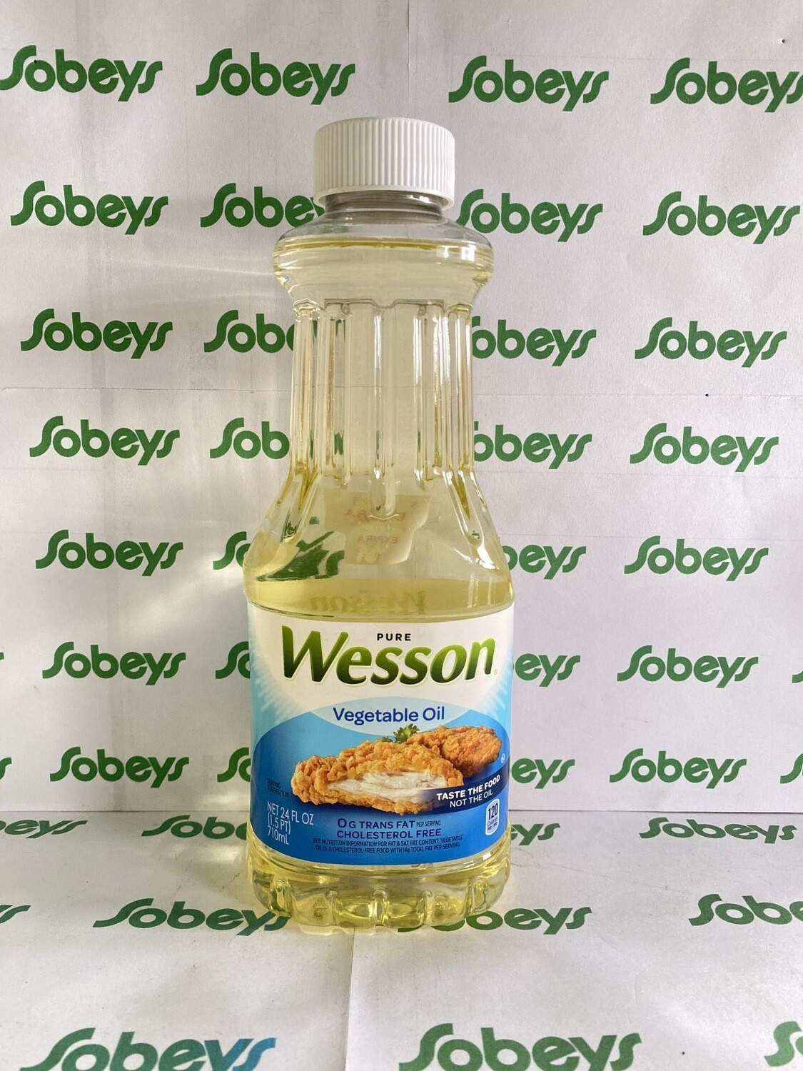 ACEITE VEGETAL WESSON 710ml