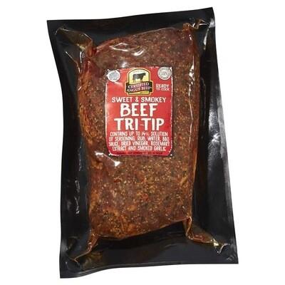 BEEF TRI-TIP SWEET & SMOKEY ANGUS IMPORTADA