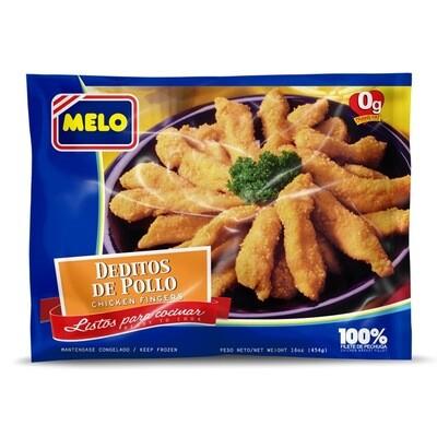 DEDITOS DE POLLO MELO 454g