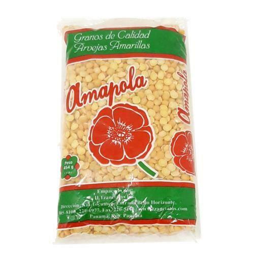ARVEJAS AMARILLAS