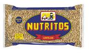 LENTEJAS GRADO#1 NUTRITOS