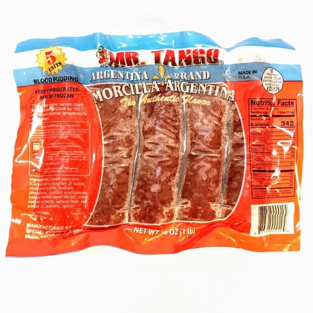 MORCILLA ARGENTINA MR. TANGO