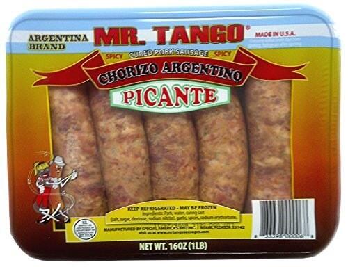 CHORIZO ARGENTINO MR. TANGO 5 UND