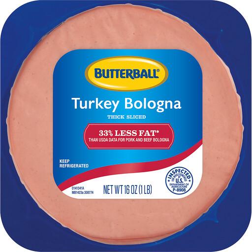 TURKEY BOLOGNA BUTTERBALL
