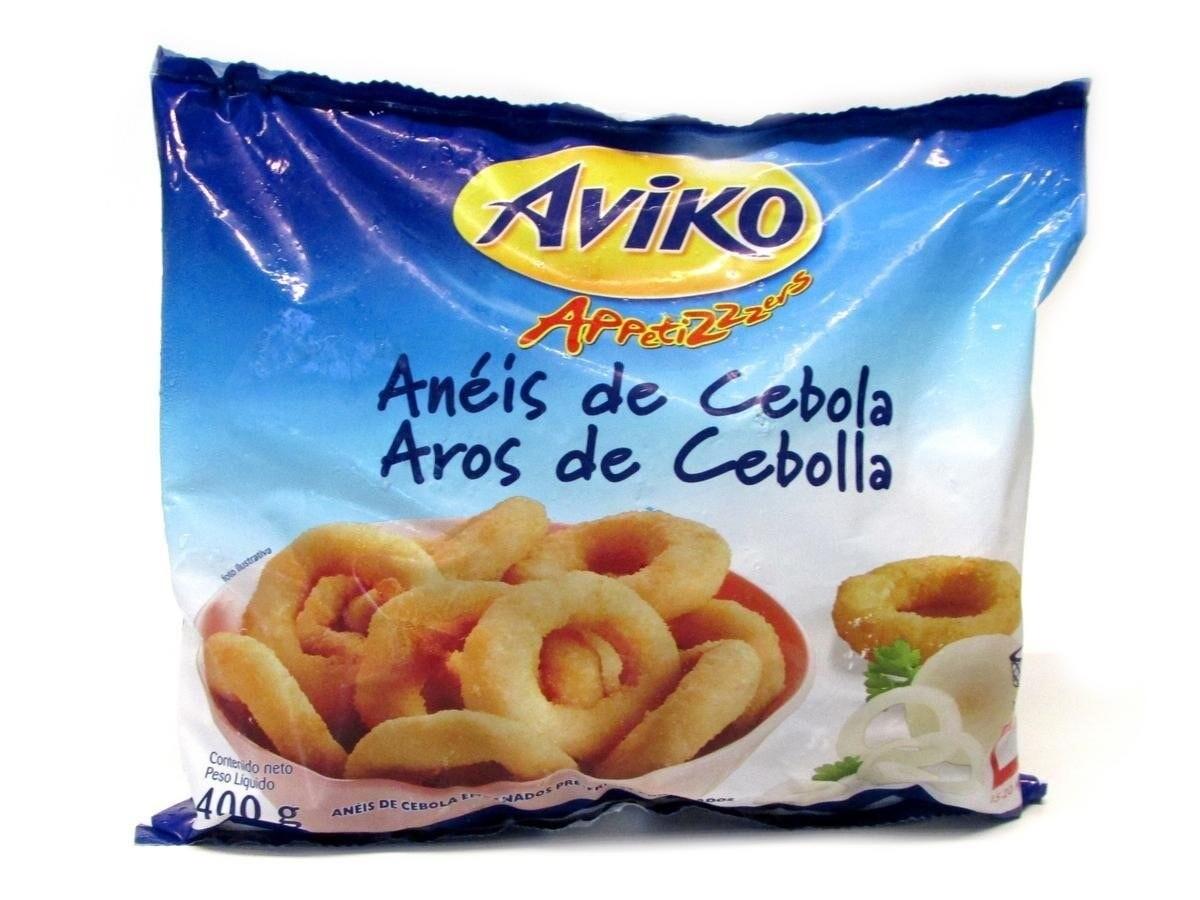 AROS DE CEBOLLA AVIKO 400g