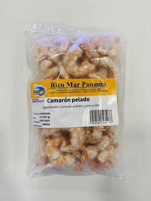 CAMARÓN PELADO Y PRECOCIDO RICO MAR PANAMA 227g