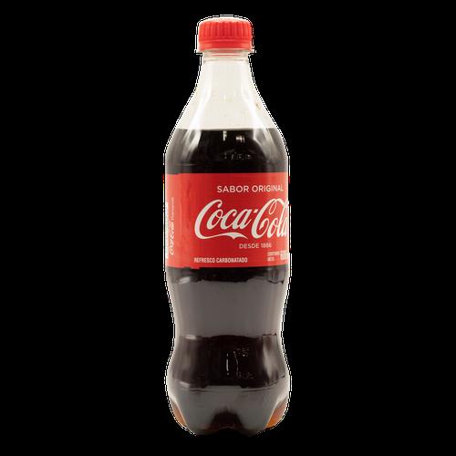 COCA-COLA SABOR ORIGINAL 600ml