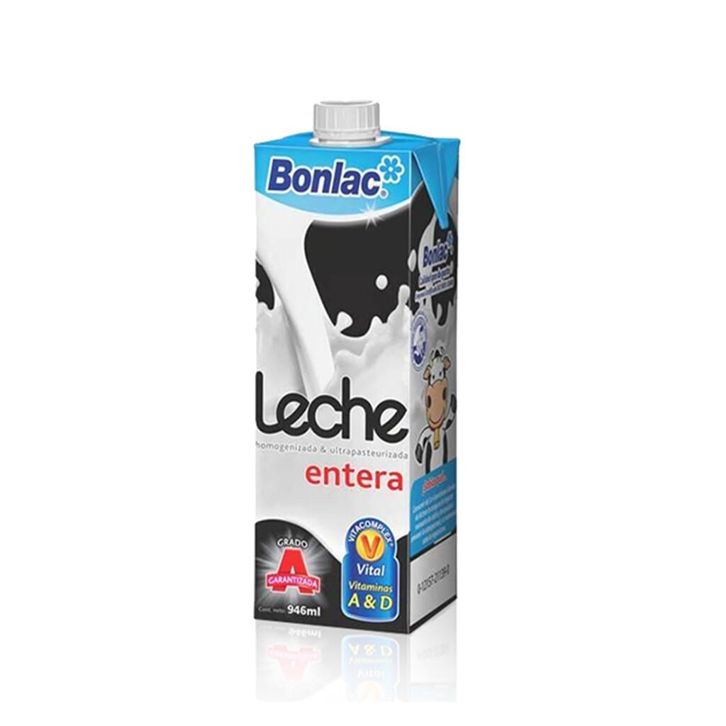LECHE ENTERA  BONLAC 946ml