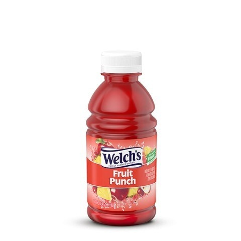 WELCH'S FRUIT PUNCH 295ml