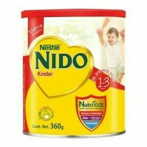 NIDO KINDER NESTLE 360g