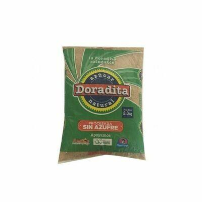 AZÚCAR DORADITA NATURAL 2.0kg