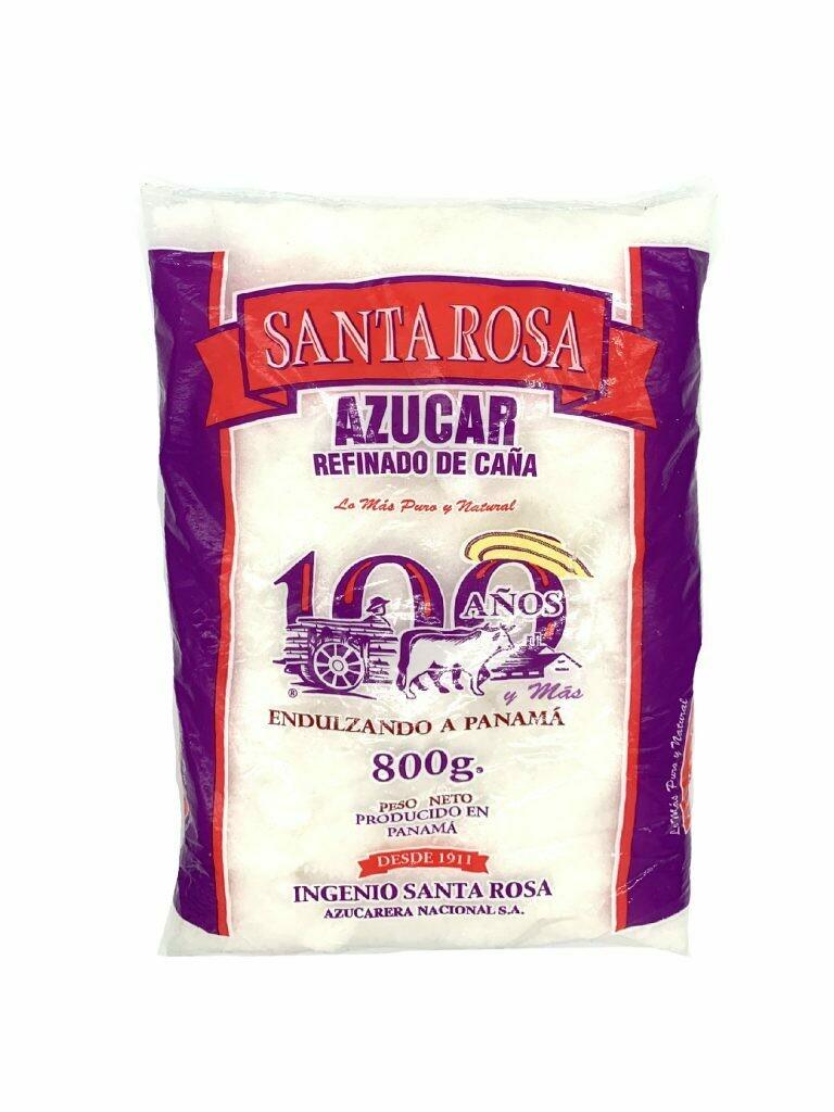 AZÚCAR REFINADA DE CAÑA SANTA 800g