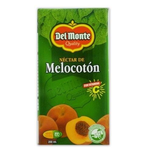 JUGO DE MELOCOTÓN DEL MONTE 200ml