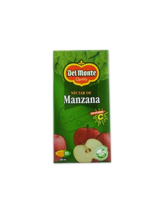 JUGO DE MANZANA DEL MONTE 200ml