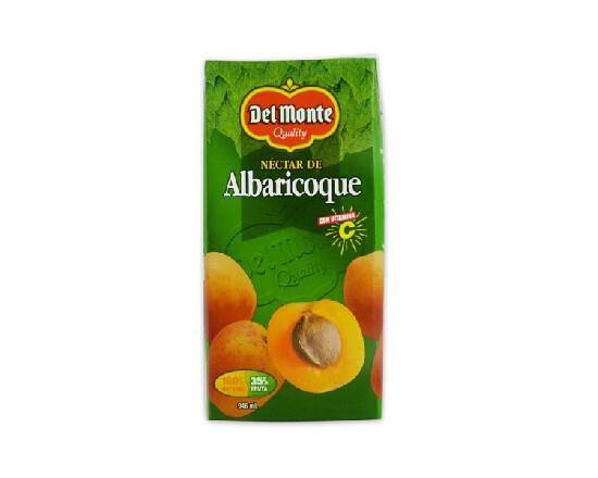 JUGO DE ALBARICOQUE DEL MONTE 200ml