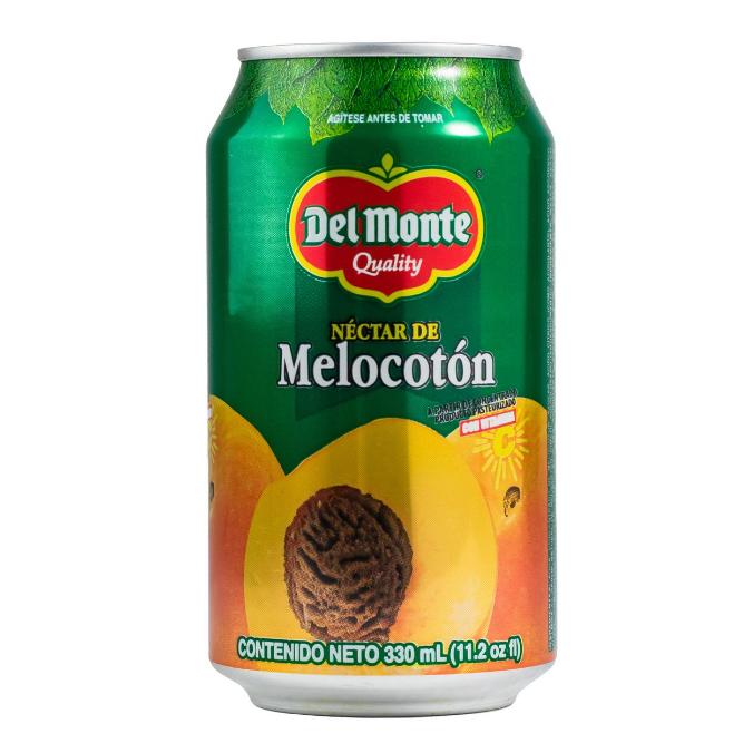 JUGO DE MELOCOTÓN DEL MONTE 330ml
