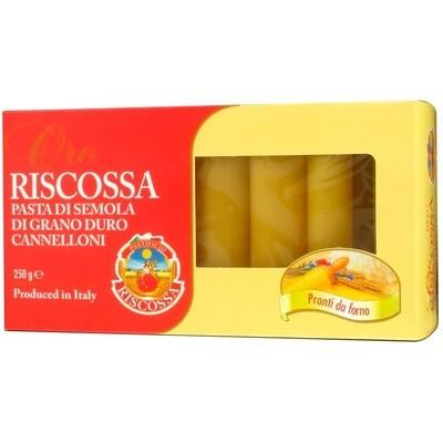 PASTA CANELONES RISCOSSA 250g