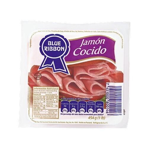 JAMÓN COCIDO BLUE RIBBON 227