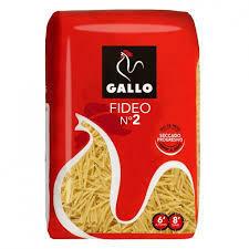 FIDEO N.2 GALLO 500g