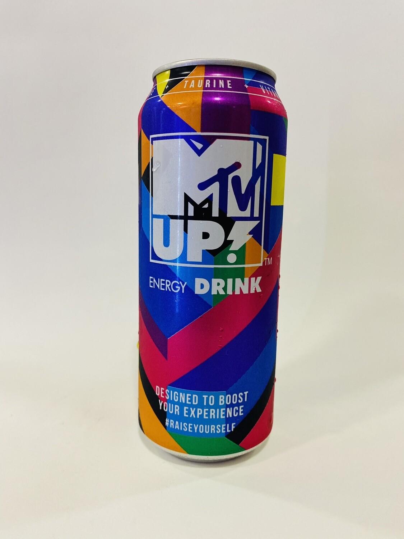 MTV UP! ENERGY DRINK 500ml