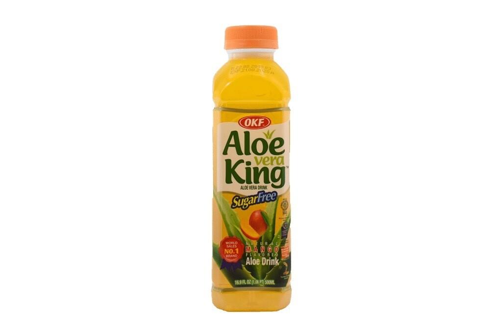 ALOE VERA KING SUGAR FREE MANGO 500ml