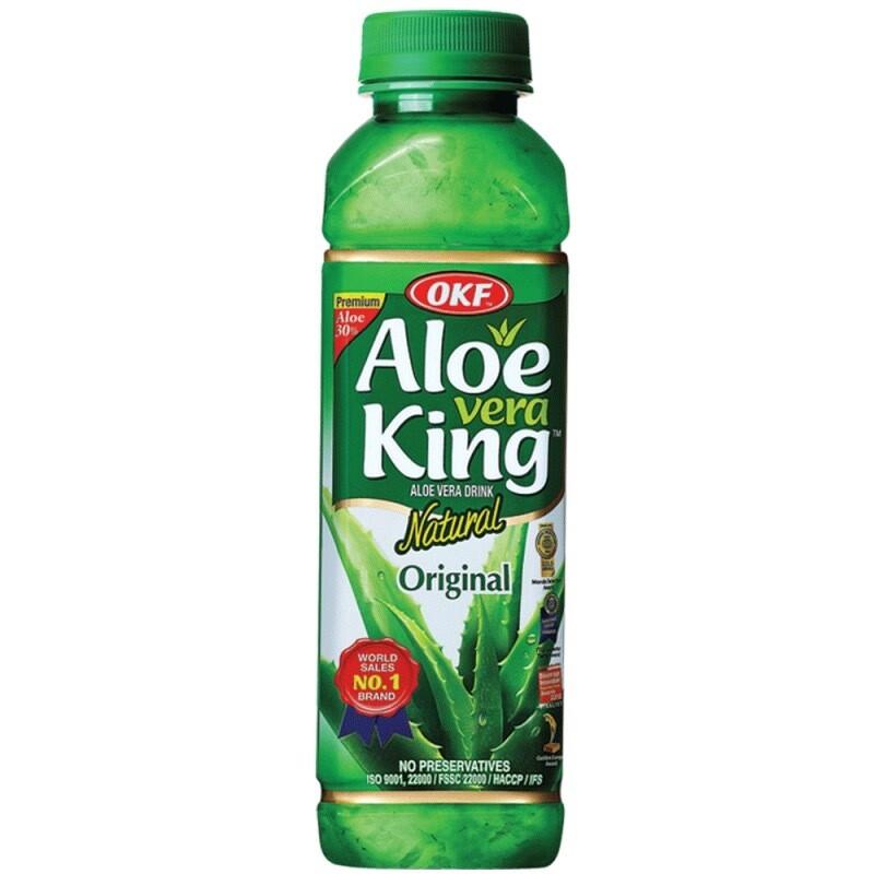 ALOE VERA KING DE ALOE 500ml