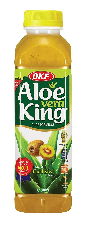 ALOE VERA KING KIWI 500ml