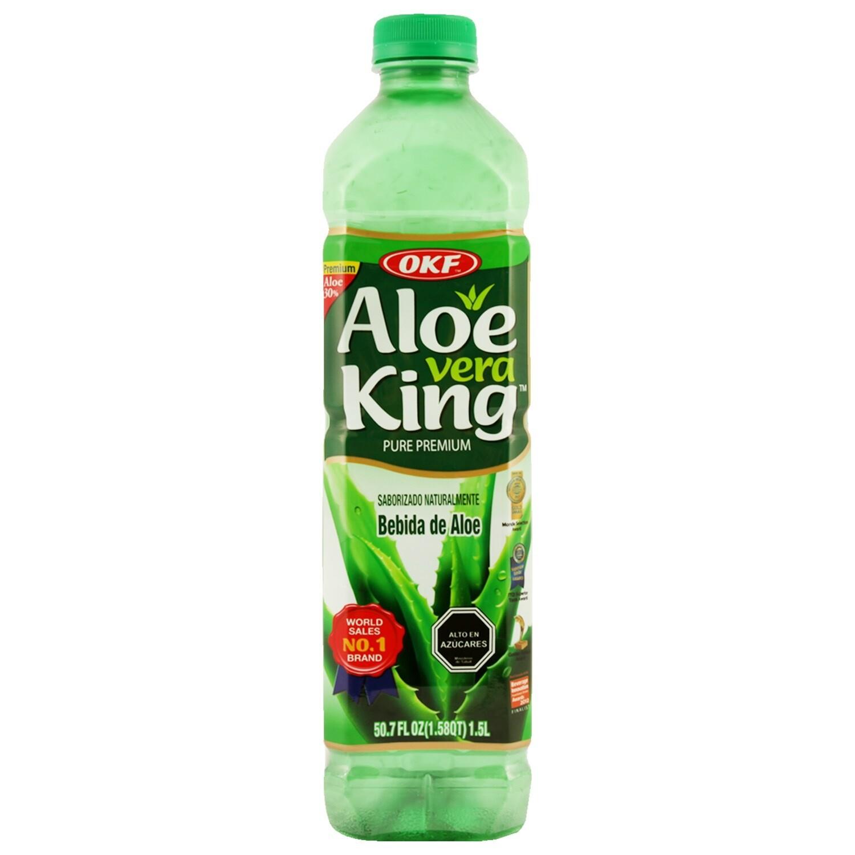 ALOE VERA KING BEBIDA DE ALOE 1.5L