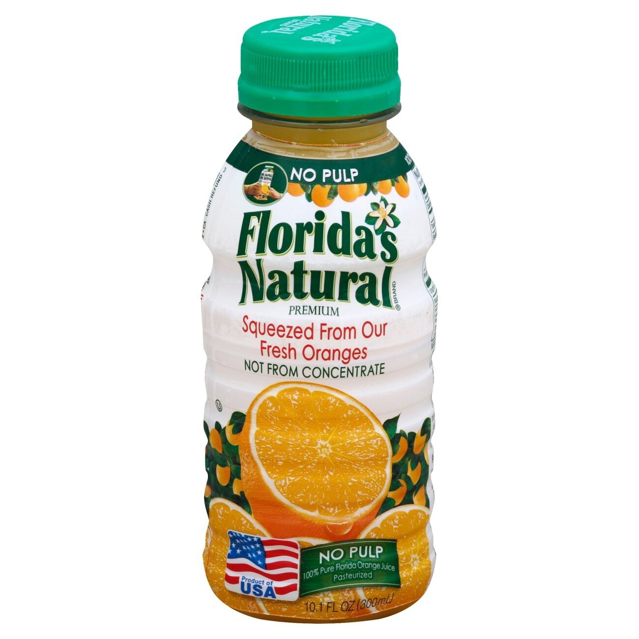 FLORIDAS NATURAL ORANGE JUICE 300ml