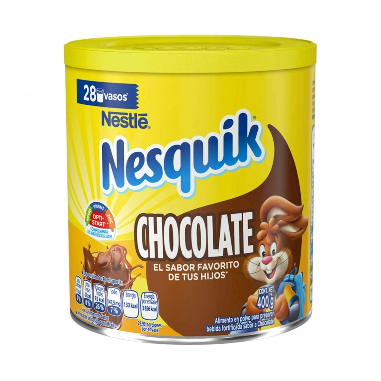 NESQUICK CHOCOLATE 400g