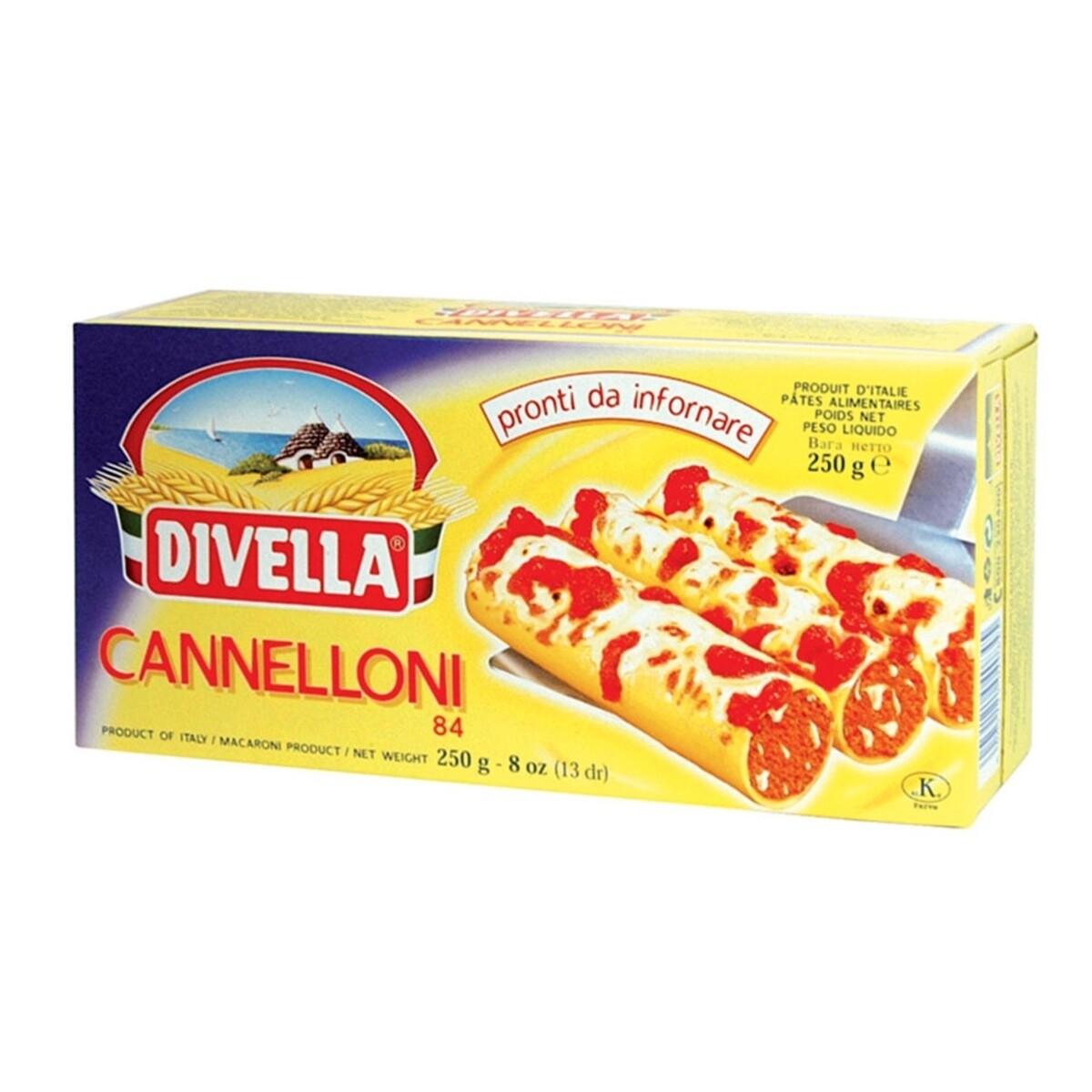 PASTA CANNELLONI DIVELLA 250g