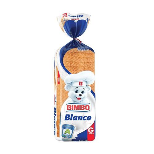 PAN BLANCO GRANDE BIMBO