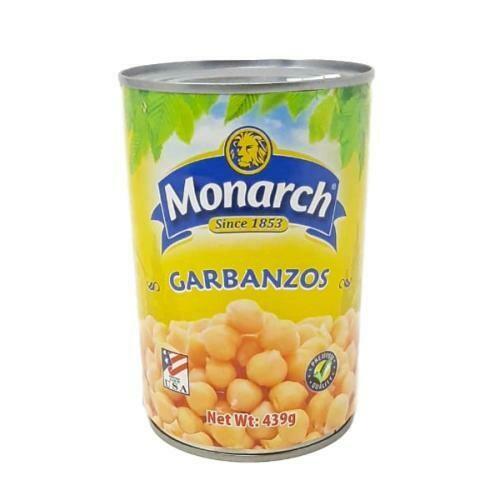 GARBANZOS MONARCH 439g