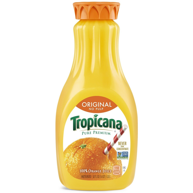TROPICANA ORIGINAL NO PULP 1.53L