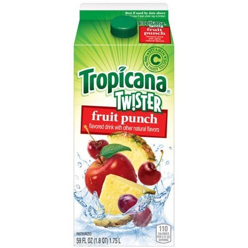 TWISTER FRUIT PUNCH 1.75L