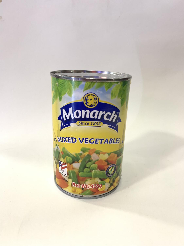 VEGETALES MIXTOS MONARCH 425g