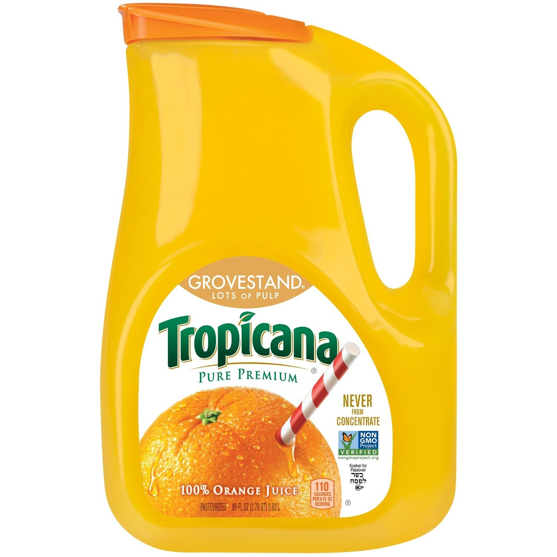 TROPICANA GROVESTAND 2.63L
