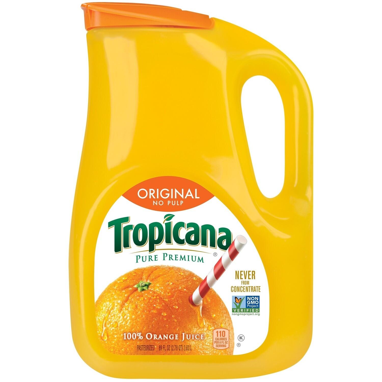 TROPICANA ORGINAL NO PULP 2.63L