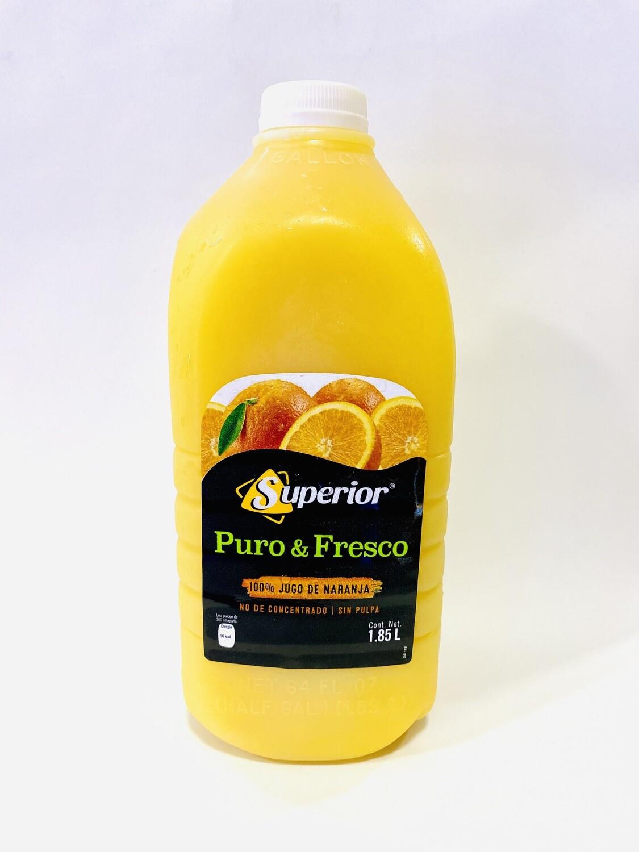 SUPERIOR PURO Y FRESCO 1.85L