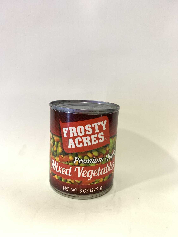 VEGETALES MIXTOS FROSTY ACRES 225g