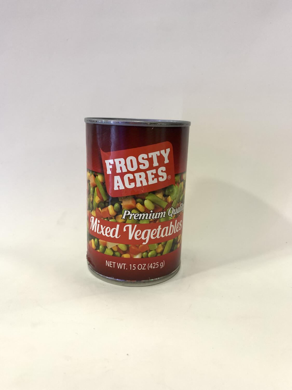 VEGETALES MIXTOS FROSTY ACRES 425g