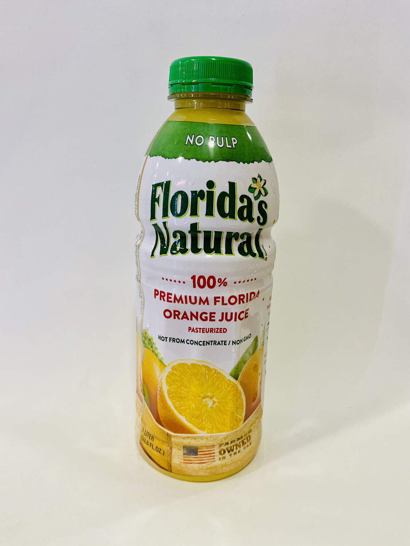 FLORIDAS NATURAL ORANGE JUICE NO PULP 1L
