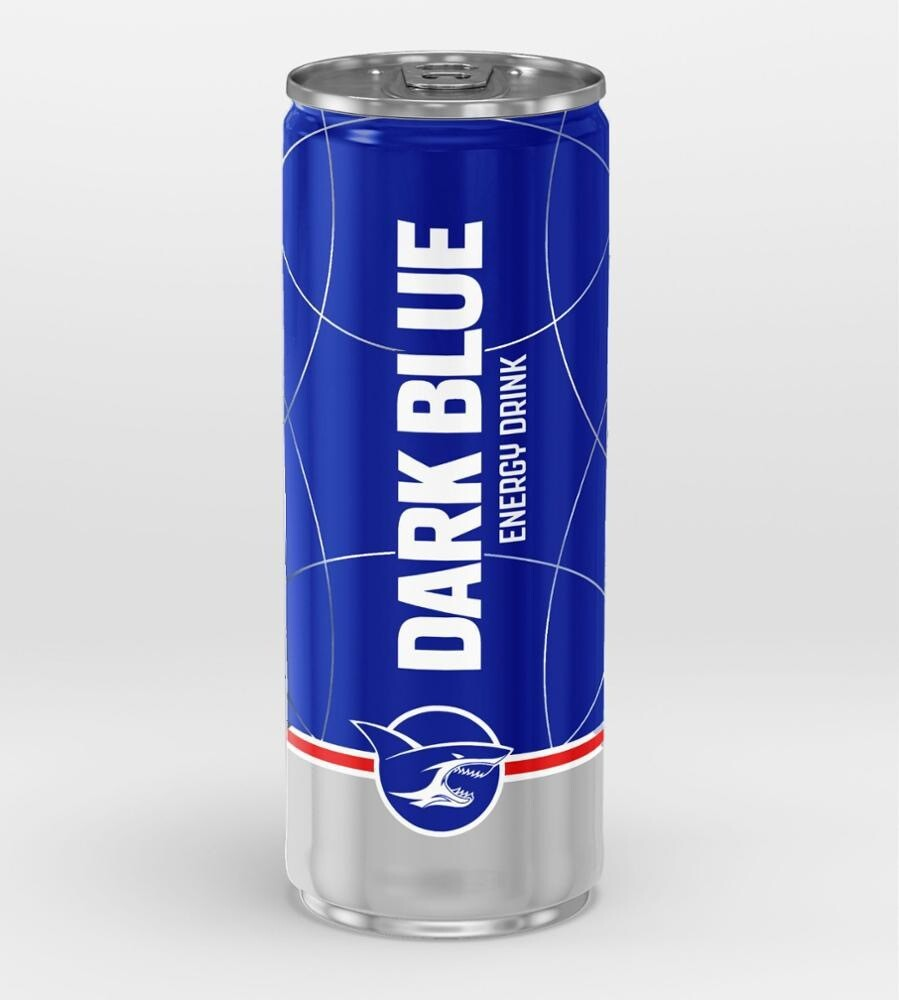 ENERGY DRINK DARK BLUE 330ml