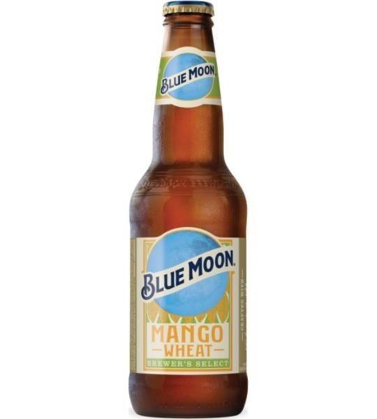 BLUE MOON MANGO WHEAT Alc. 5.4% vol. 355ml