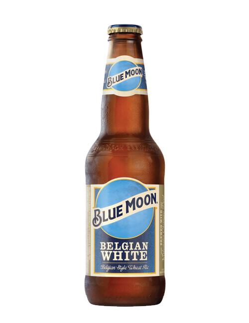 BLUE MOON BELGIAN WHITE Alc. 5.4% vol. 355ml