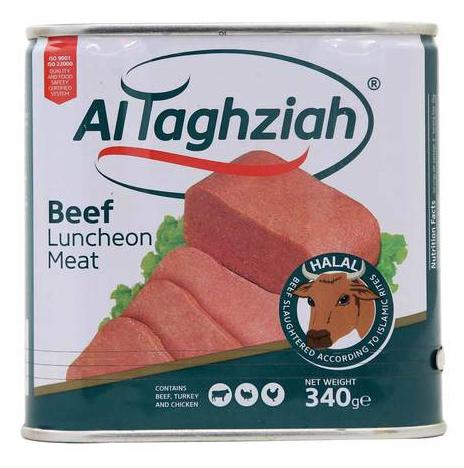CORNED BEEF ALTAGHZIAH 340g